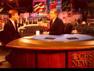 Bill Baer Dan Rather CBS News