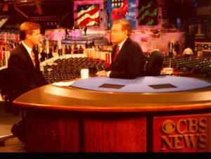 Bill Baer Dan Rather CBS News