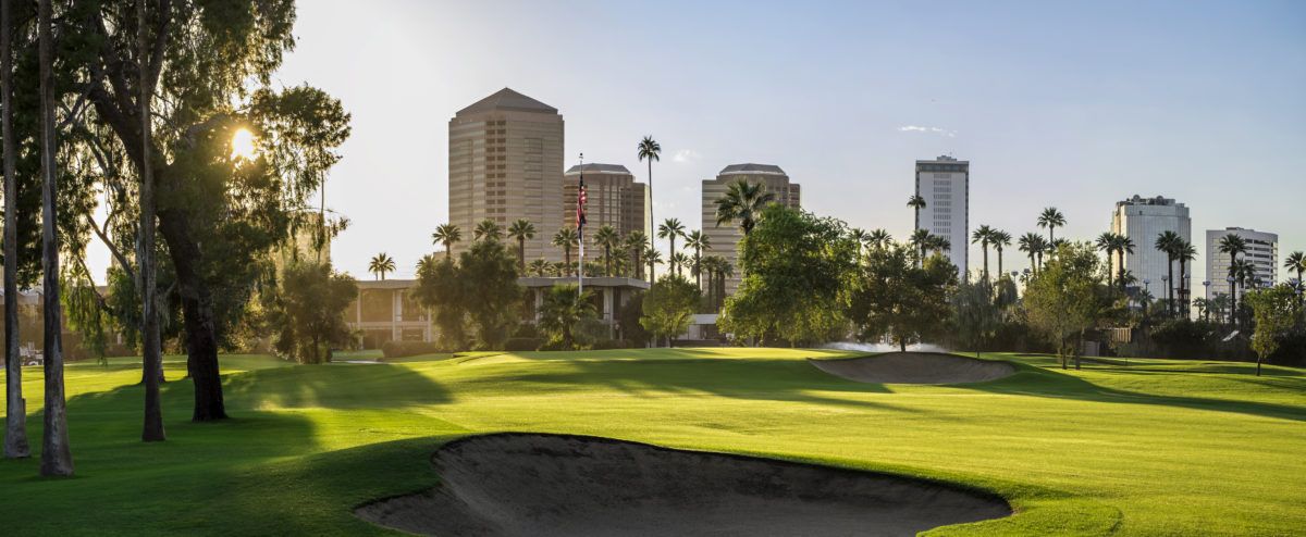 Championship golf is returning to Phoenix Country Club and everyone is talking about it!